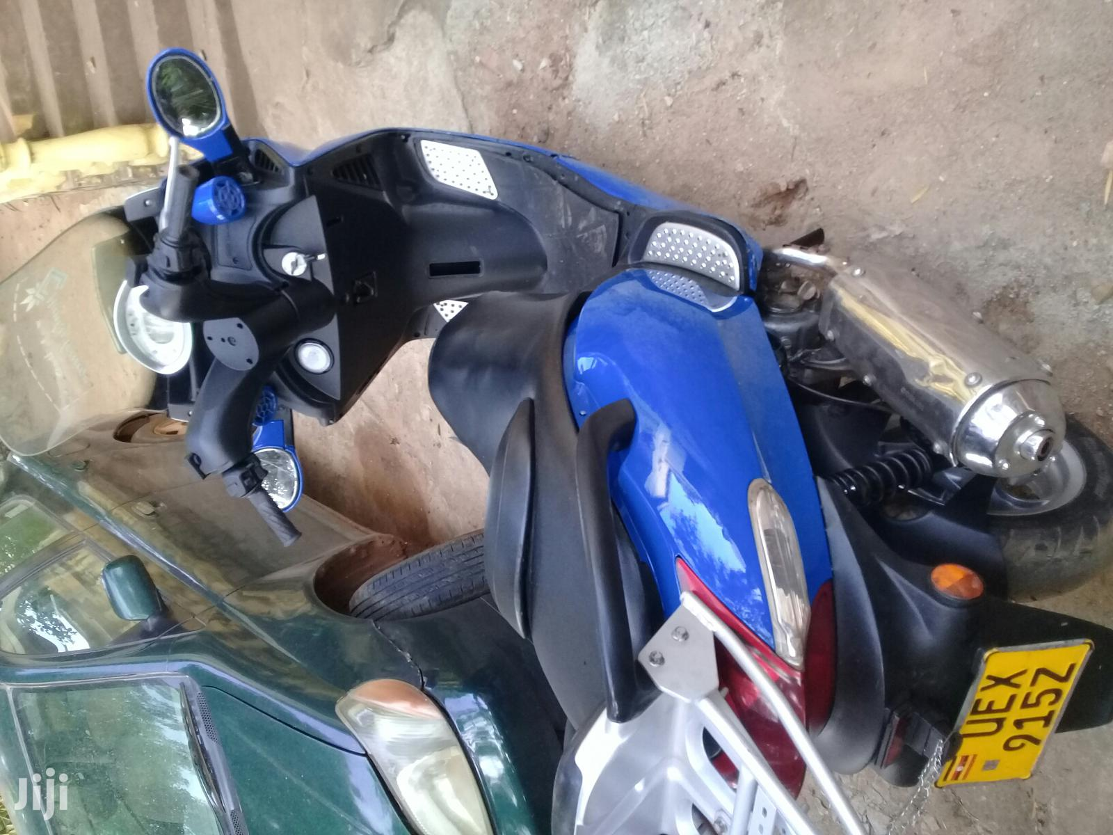 Archive: Kymco 2006 Blue
