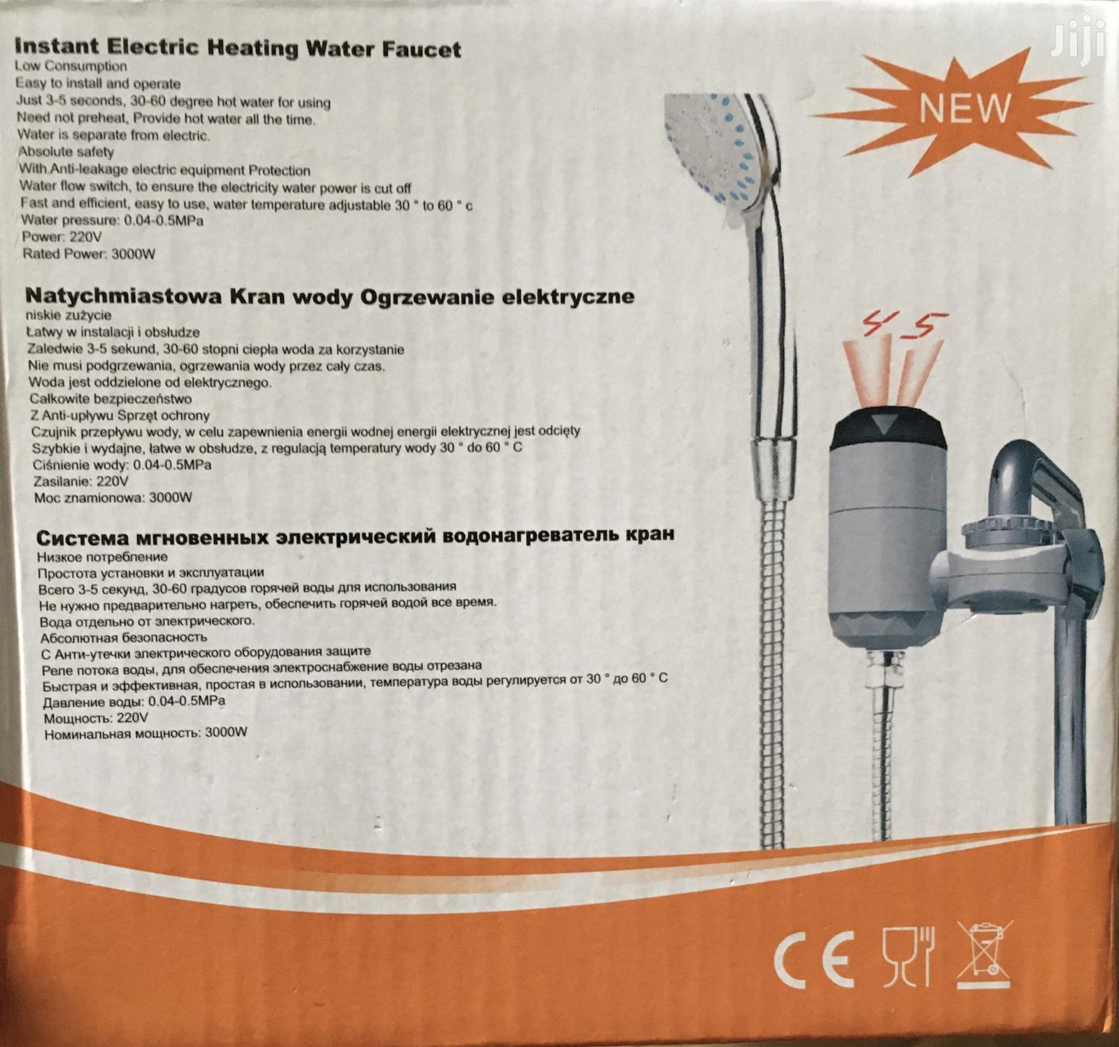 Instant Electric Water Heater Faucet | Home Appliances for sale in Kampala, Central Region, Uganda
