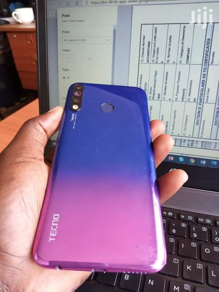 Archive: Tecno Camon 12 64 GB Blue