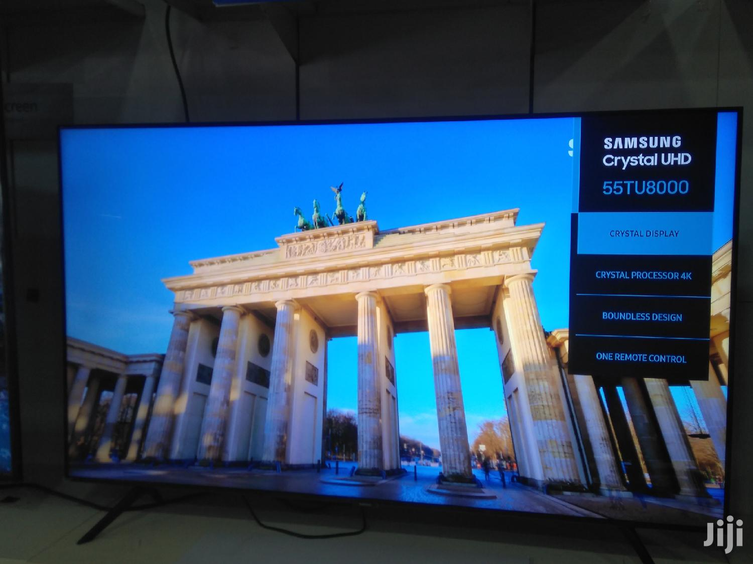 Archive: Samsung 50 Inch 4K Series 8 Tv