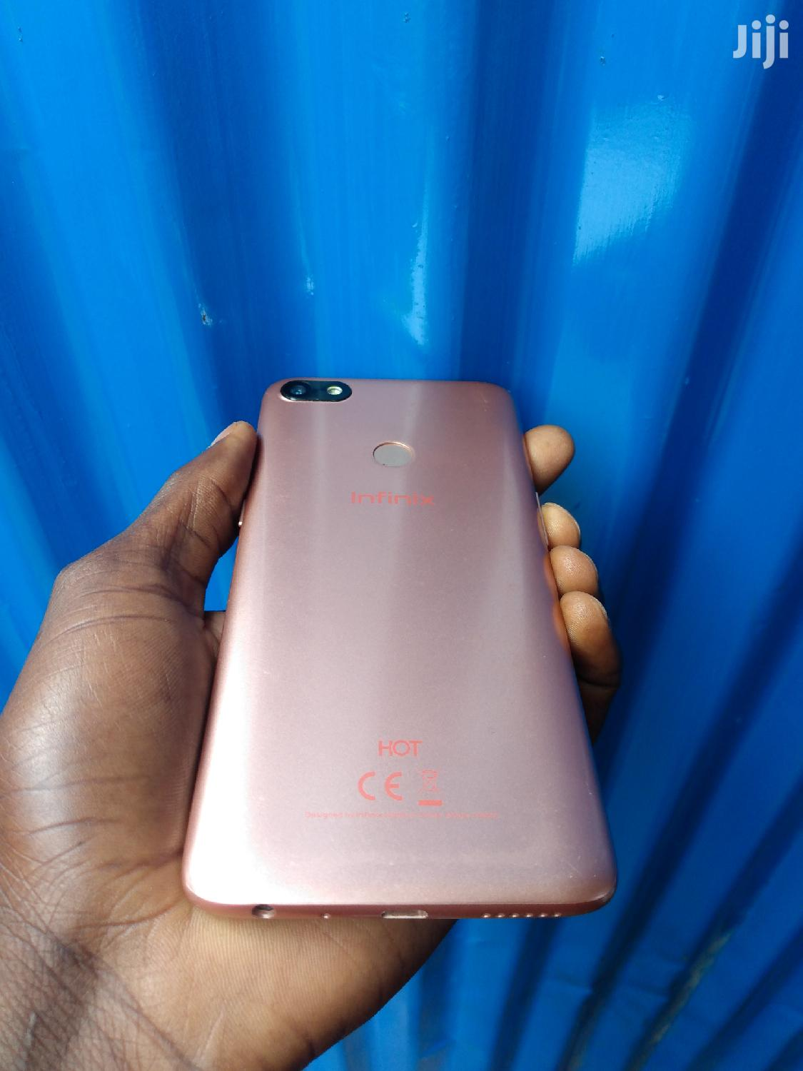 Infinix Hot 6 16 GB Gold | Mobile Phones for sale in Kampala, Central Region, Uganda