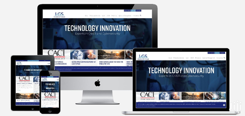 Website Design And Graphics Design