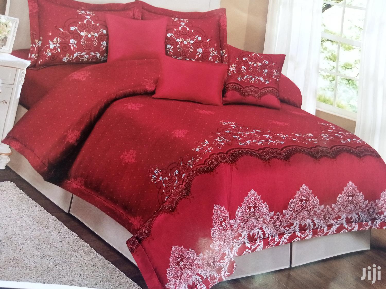 Duvet Red