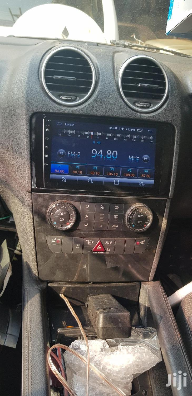 Ml350 4Matic Smart Radio W164 | Vehicle Parts & Accessories for sale in Kampala, Central Region, Uganda