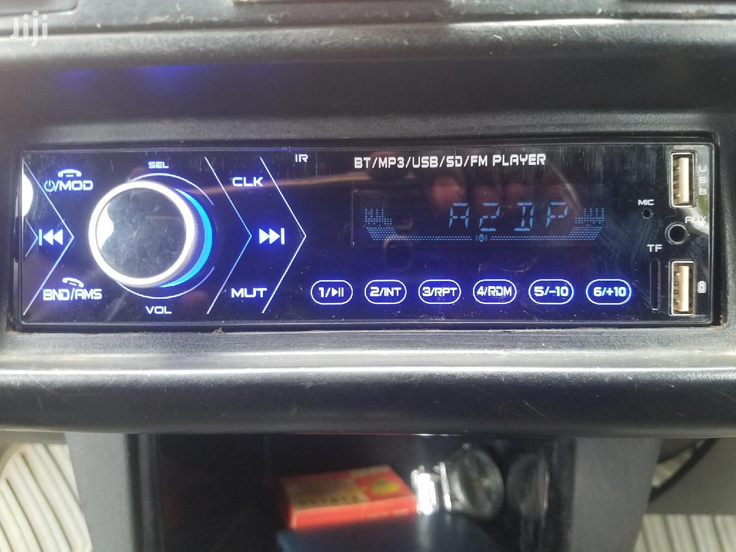 Archive: Car Mp3 Radios With Flash And Blue Tooth