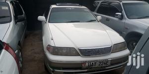 Toyota Mark II 1998 White