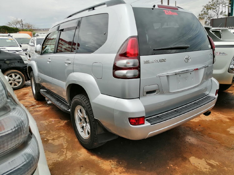 Toyota Land Cruiser Prado 2007 Silver | Cars for sale in Kampala, Central Region, Uganda