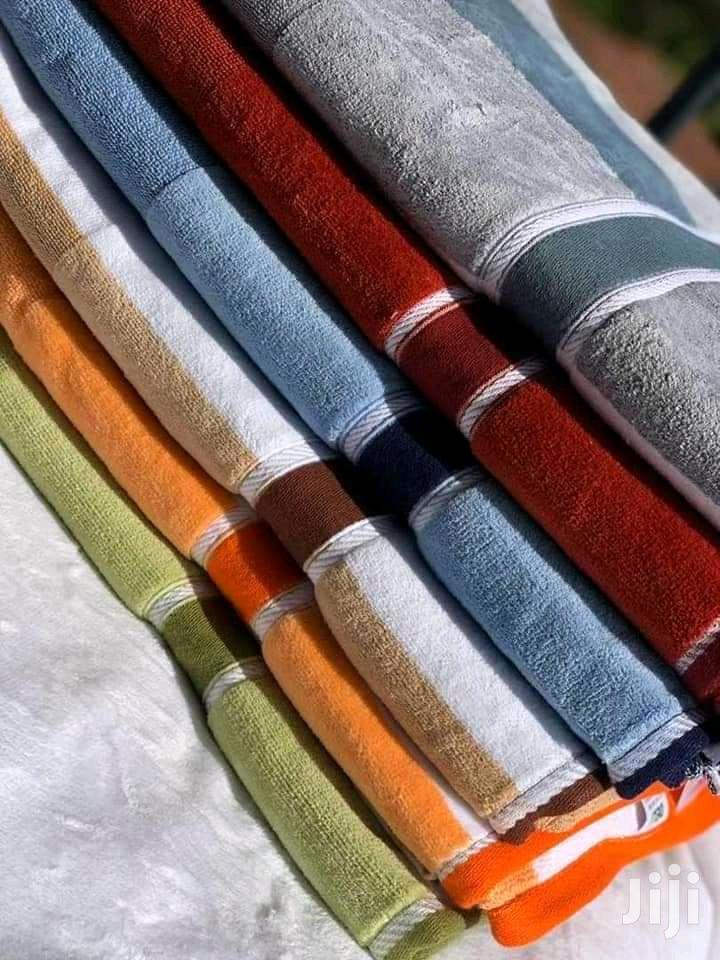 Poly Cotton Towels