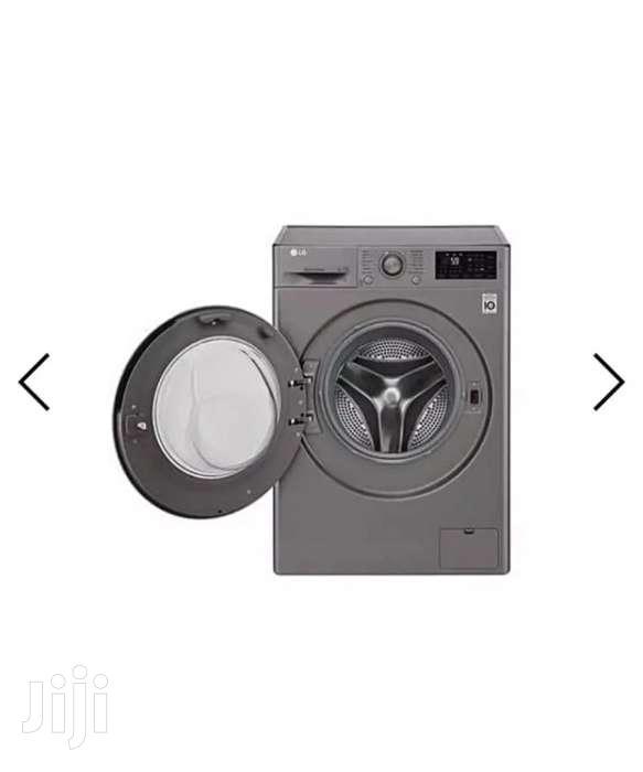 LG Washing Machine 7kgs FH2G7QDY5 Silver