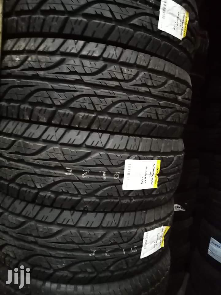 Tyres In All Sizes For All Cars