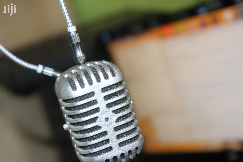 Mini Pc/Mobile Microphone | Audio & Music Equipment for sale in Kampala, Central Region, Uganda