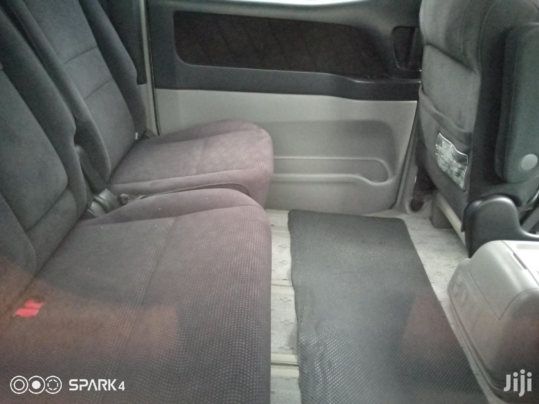 Archive: Toyota Alphard 2004 Silver