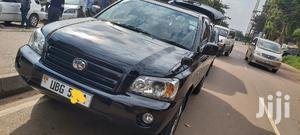 Toyota Kluger 2004 Black | Cars for sale in Central Region, Kampala