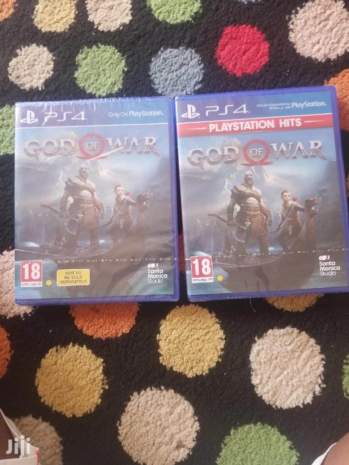 Archive: God Of War Ps4 Game