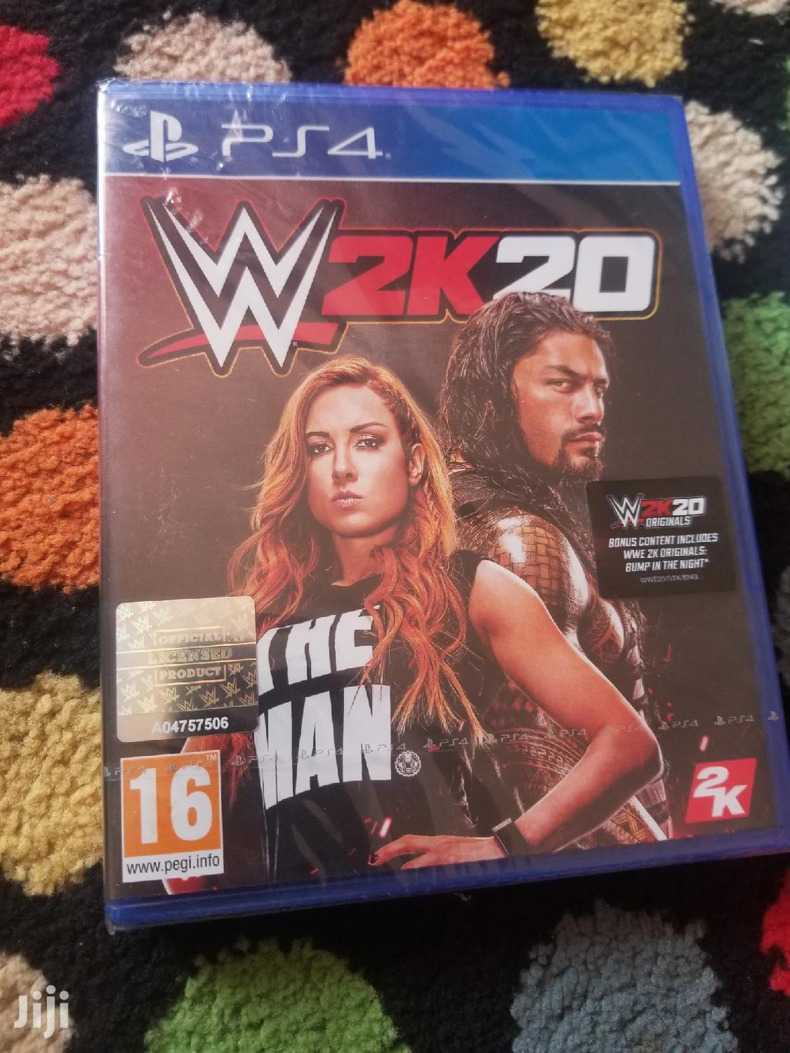 Archive: W2k20 Game