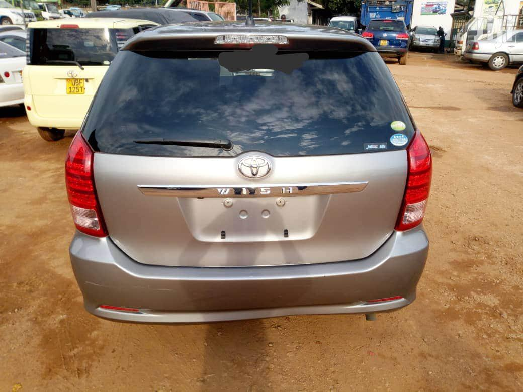 Toyota Wish 2007 Gray | Cars for sale in Kampala, Central Region, Uganda