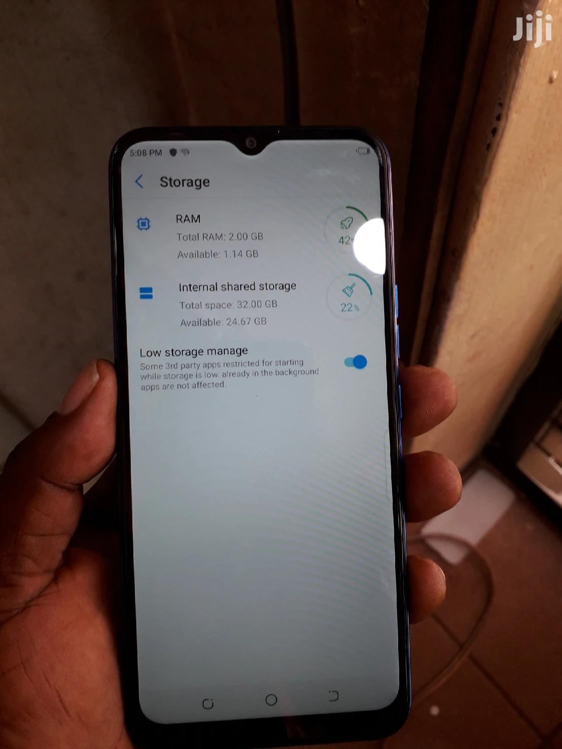 Tecno Spark 4 32 GB Blue | Mobile Phones for sale in Kampala, Central Region, Uganda