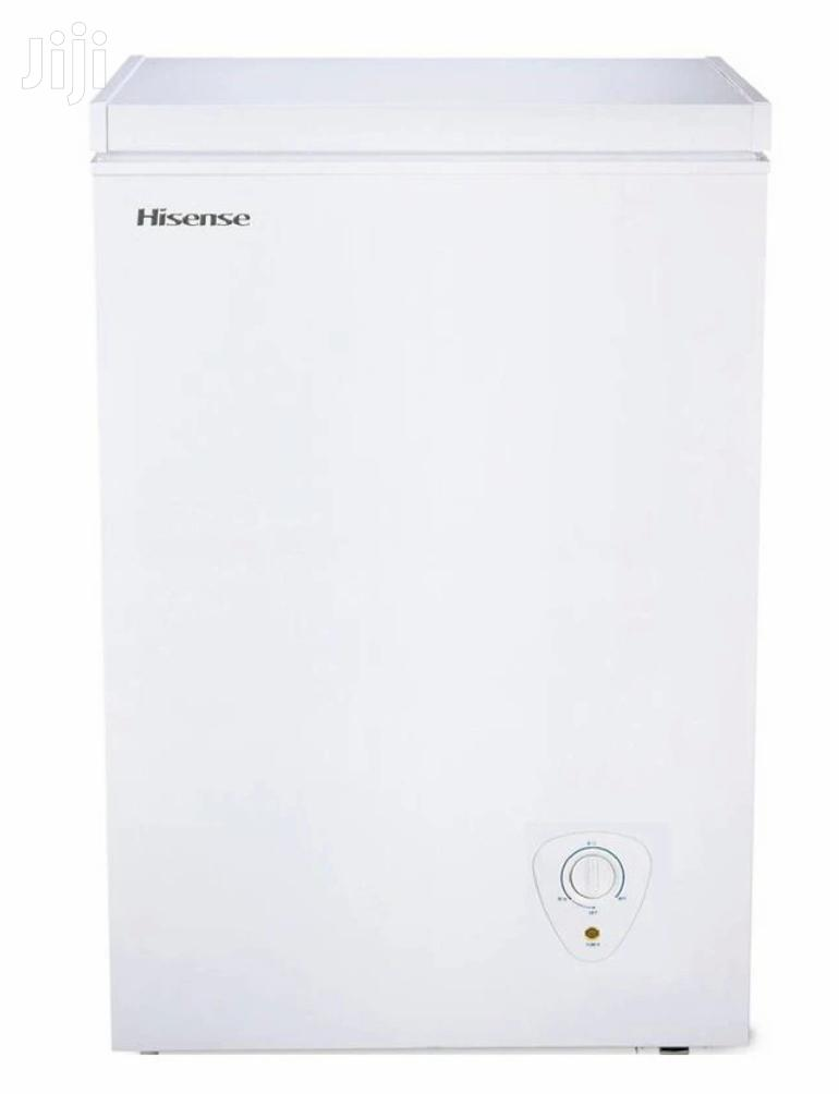 Hisense 130L Portable Chest Freezer With Free Delivery