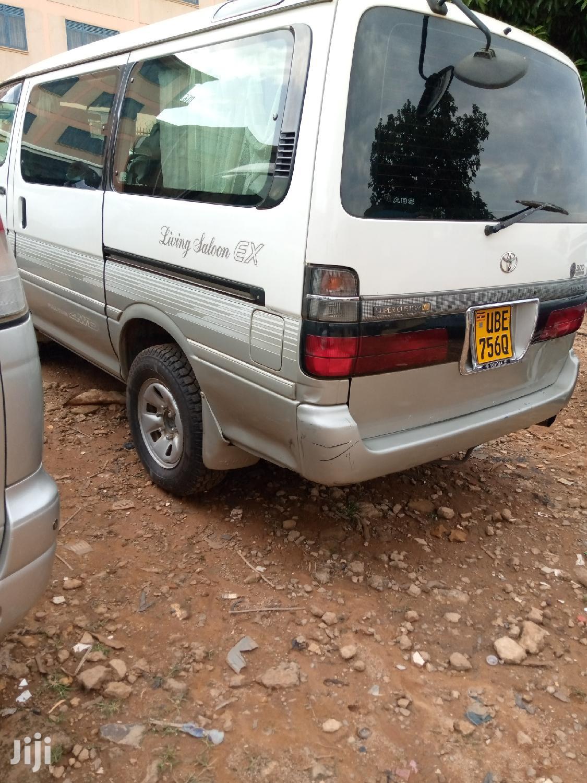 Toyota Super Custom 4X4 Family/School Van | Buses & Microbuses for sale in Kampala, Central Region, Uganda