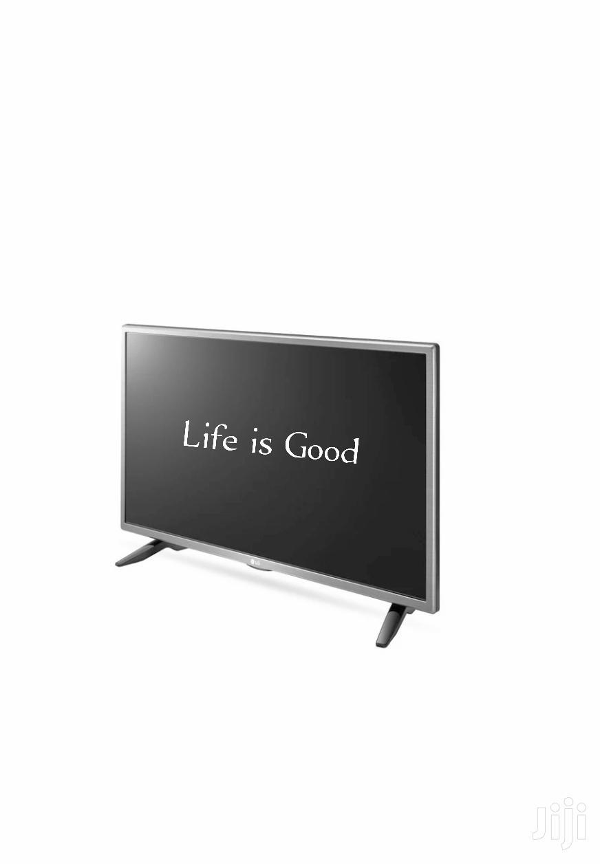 "Lg 32"" Digital Tv With Inbuilt Decoder Ready for Delivery | TV & DVD Equipment for sale in Kampala, Central Region, Uganda"