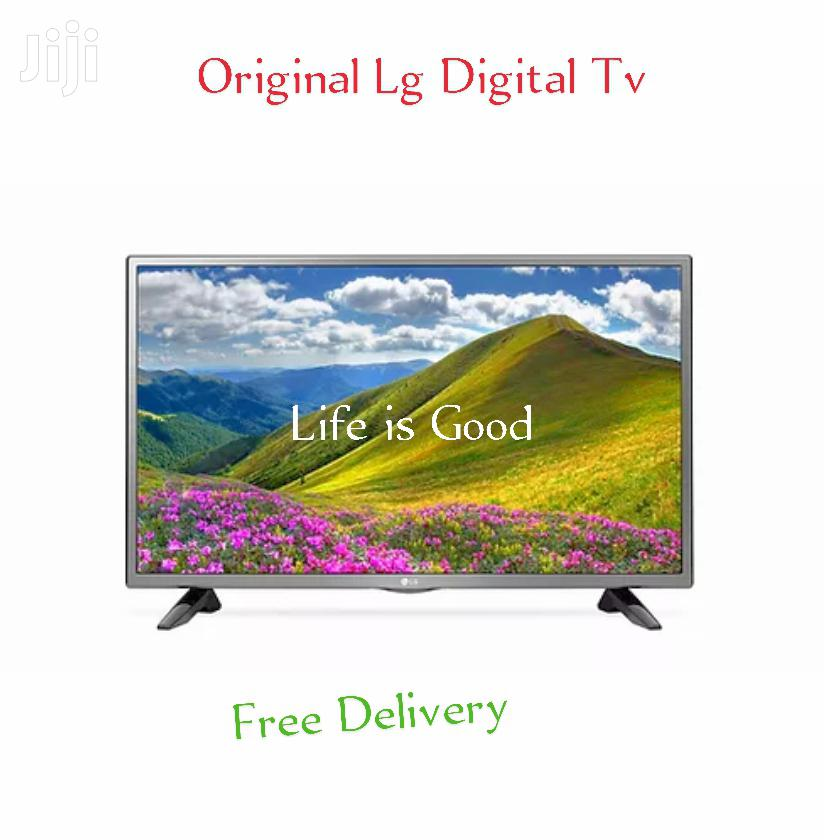 "Lg 32"" Digital Tv With Inbuilt Decoder Ready for Delivery"