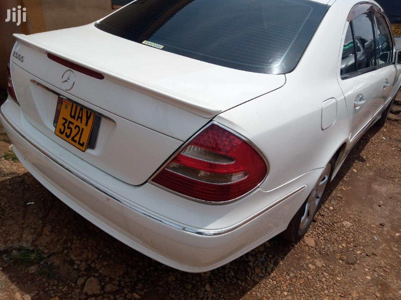 Mercedes-Benz E300 2007 White | Cars for sale in Kampala, Central Region, Uganda