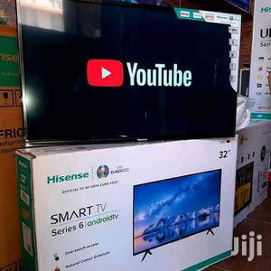 Hisense 32 Smart TV Android Version   TV & DVD Equipment for sale in Central Region, Kampala