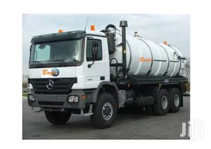 Cesspool Septic Tank and Pitlatrine Emptier Services | Cleaning Services for sale in Central Region, Kampala
