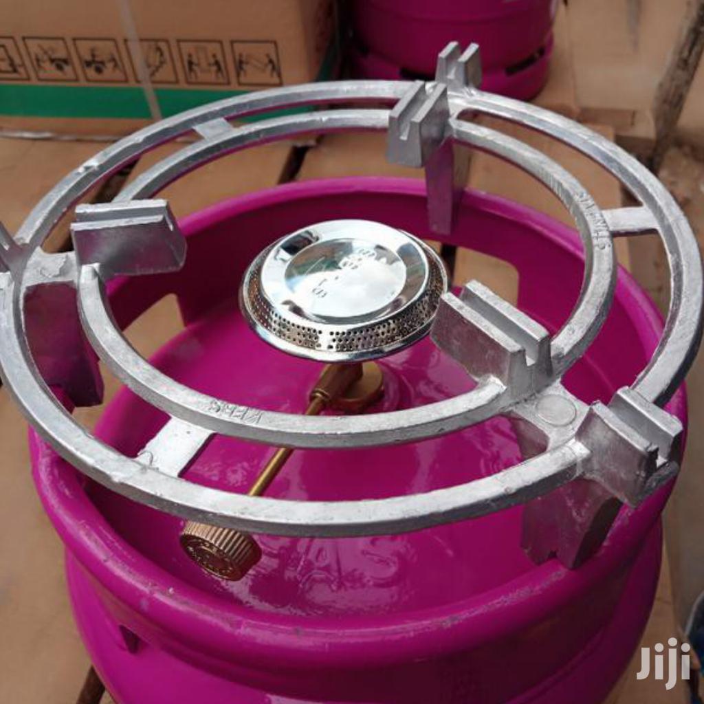 Easy Gas Full Set 6kg Gas, Grill, Regulator+ Burner