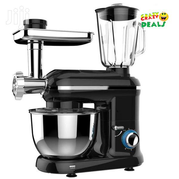 Boma 4in1 Food Processor And Stand Mixer