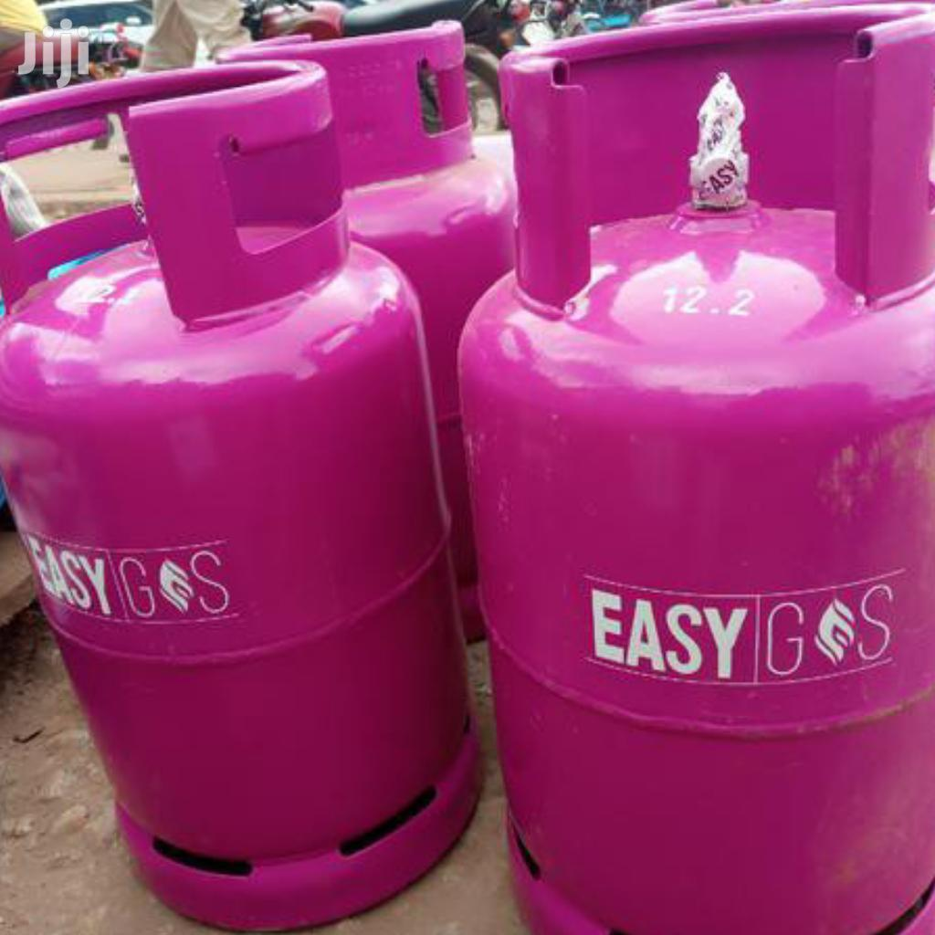 Easy Gas Full Set 13kg Gas, Horse Pipe And Regulator | Kitchen Appliances for sale in Kampala, Central Region, Uganda