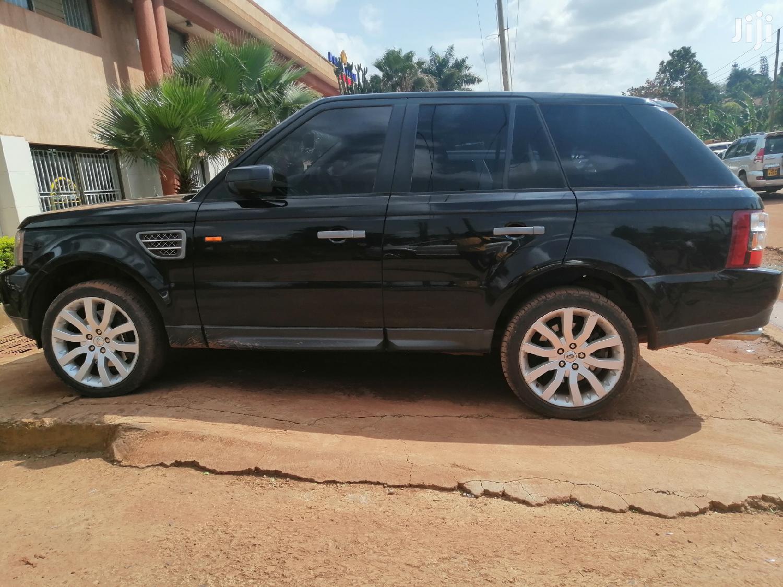 Land Rover Range Rover Sport 2006 Black   Cars for sale in Kampala, Central Region, Uganda