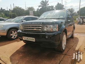 Land Rover Range Rover Sport 2006 Black   Cars for sale in Central Region, Kampala