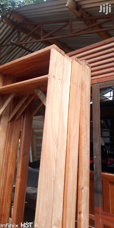 Mahogany Door Frames   Doors for sale in Kampala, Central Region, Uganda