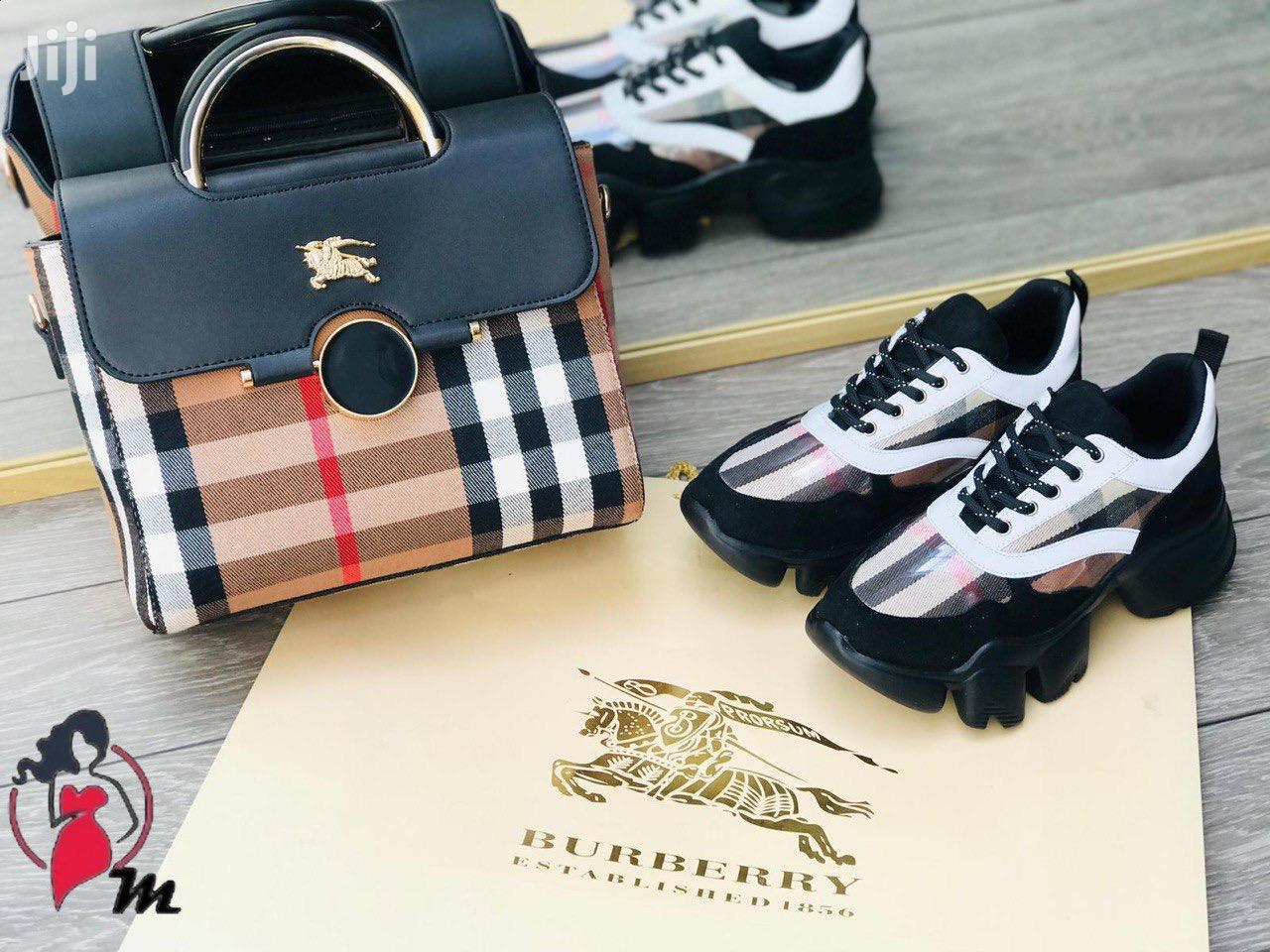 Women's Burberry Shoes and Bag | Shoes for sale in Kampala, Central Region, Uganda