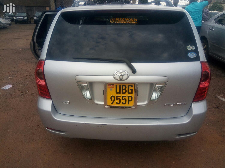 Toyota Fielder 2005 Silver | Cars for sale in Kampala, Central Region, Uganda