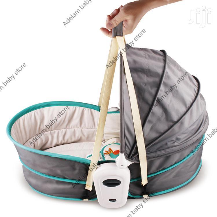 5 in 1 Multiple Baby Cradle