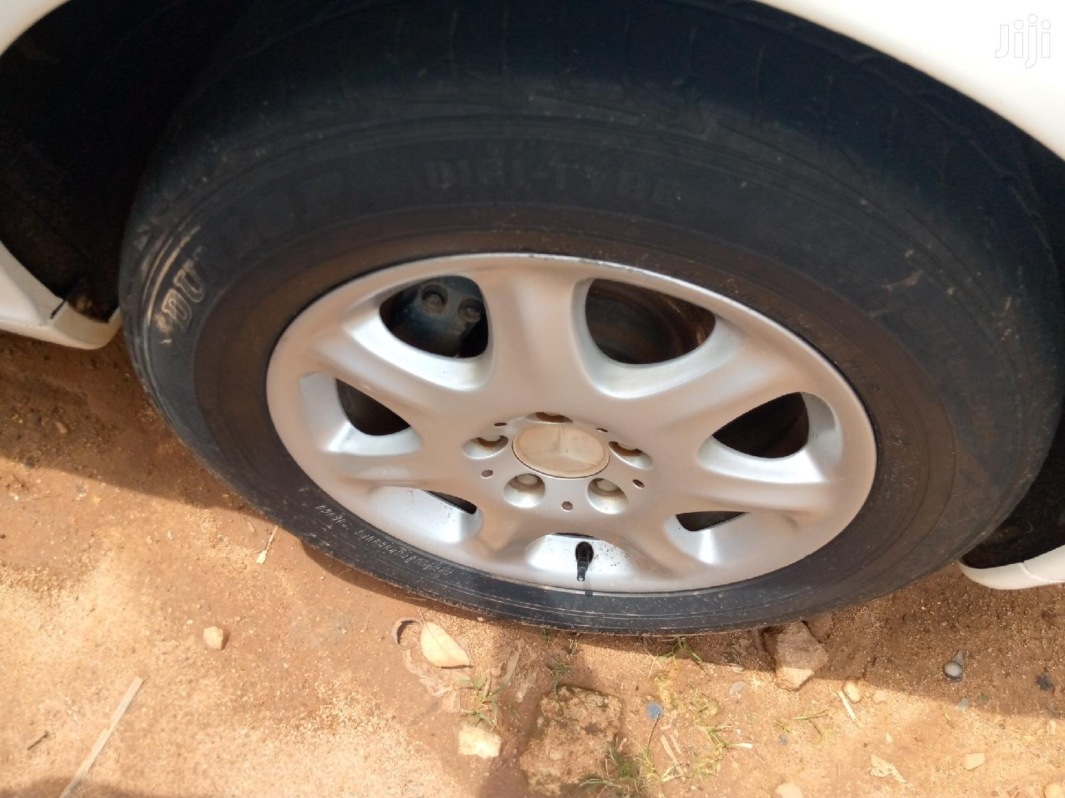 Mercedes-Benz S Class 2005 White   Cars for sale in Kampala, Central Region, Uganda