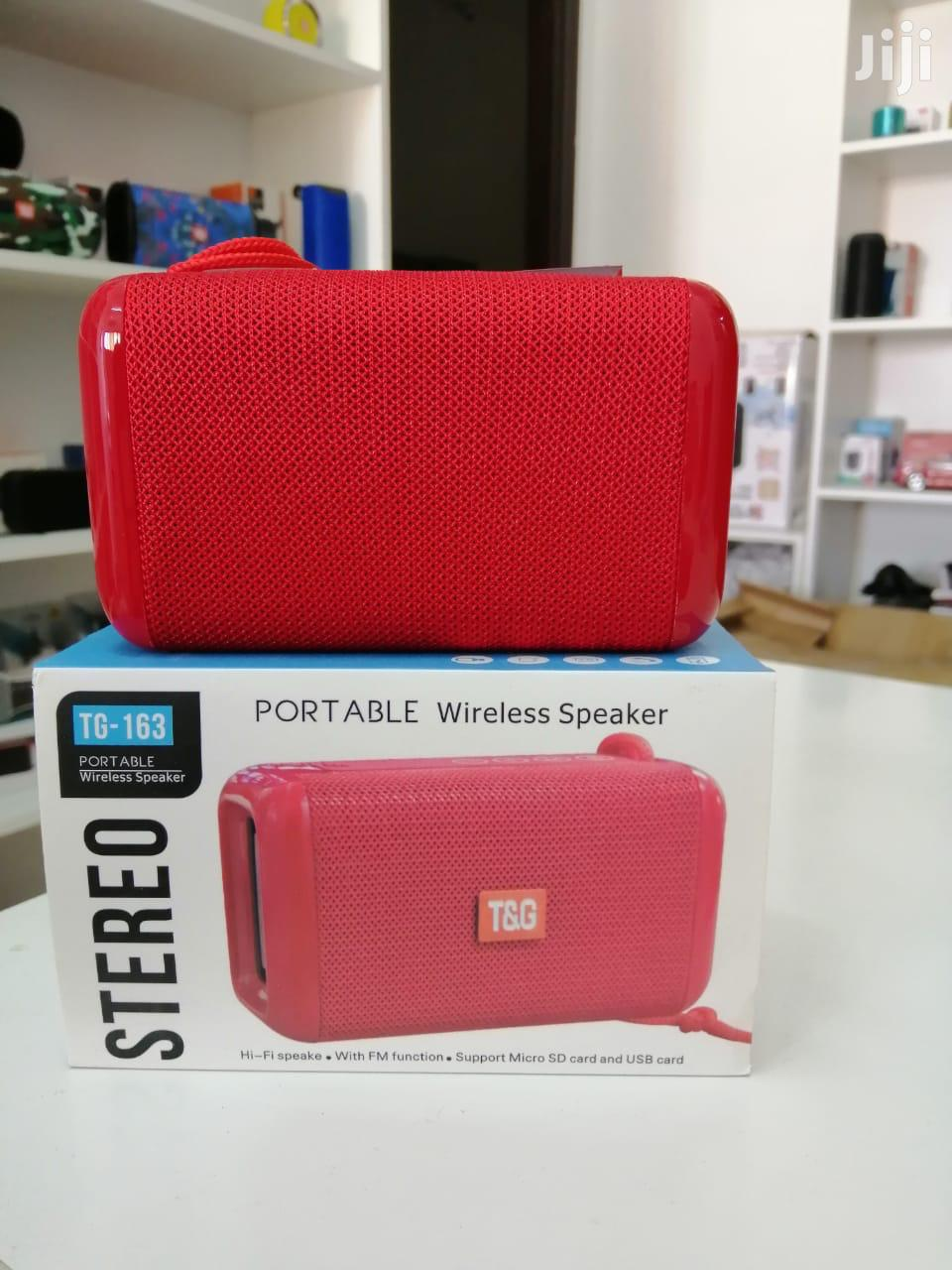 Archive: Nextstern TG 163 Wireless Portable Bluetooth Mobile Speaker