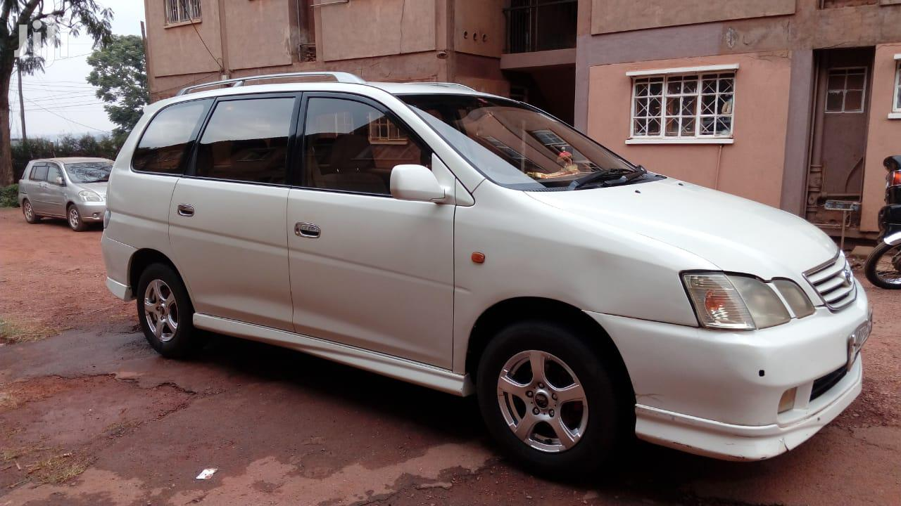 Toyota Gaia 1999 White | Cars for sale in Kampala, Central Region, Uganda