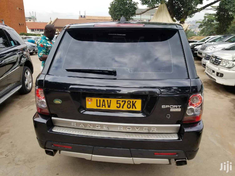 Land Rover Range Rover Sport 2008 TD Black   Cars for sale in Kampala, Central Region, Uganda