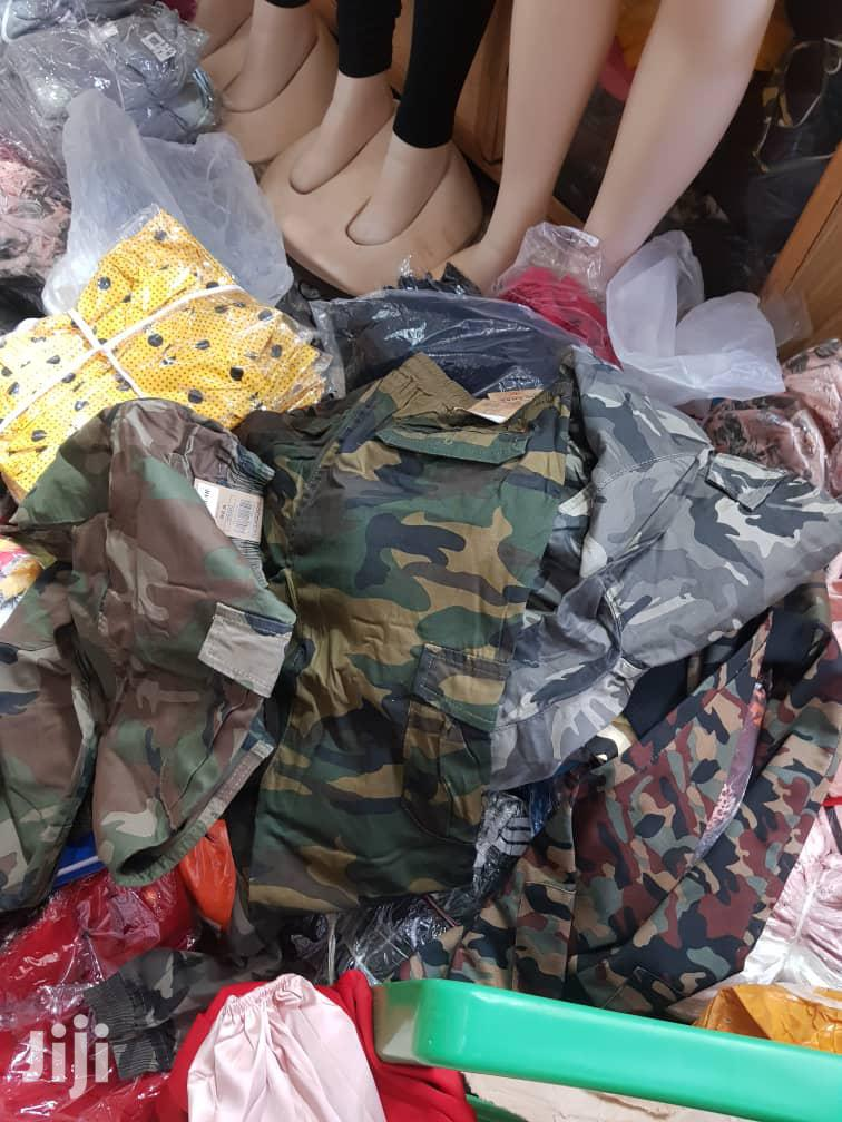 Army Cargo Pants | Clothing for sale in Kampala, Central Region, Uganda