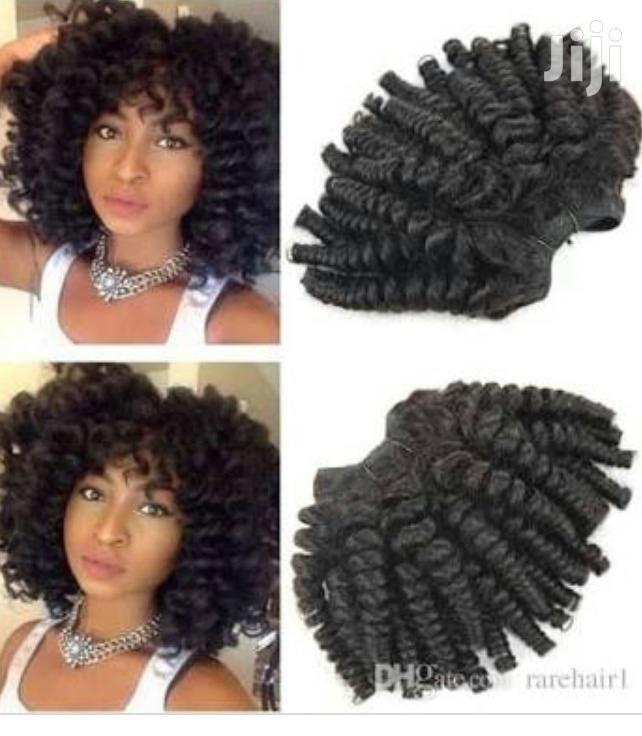 Bouncy Weave Crochet Curl Afro Hair   Hair Beauty for sale in Kampala, Central Region, Uganda