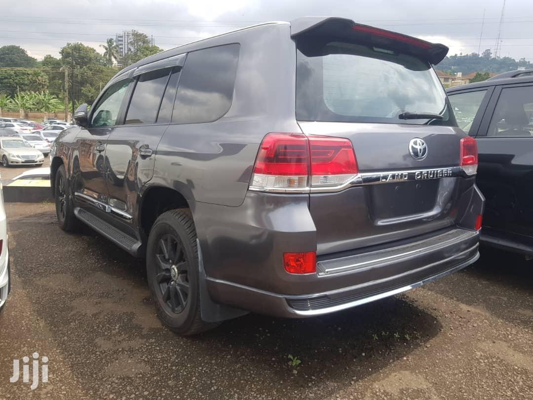 Toyota Land Cruiser 2015 Gray | Cars for sale in Kampala, Central Region, Uganda