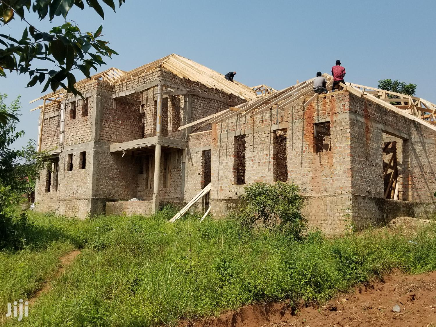 Selling a Semi Finished Mansion Located on Entebbe Road. | Houses & Apartments For Sale for sale in Kampala, Central Region, Uganda