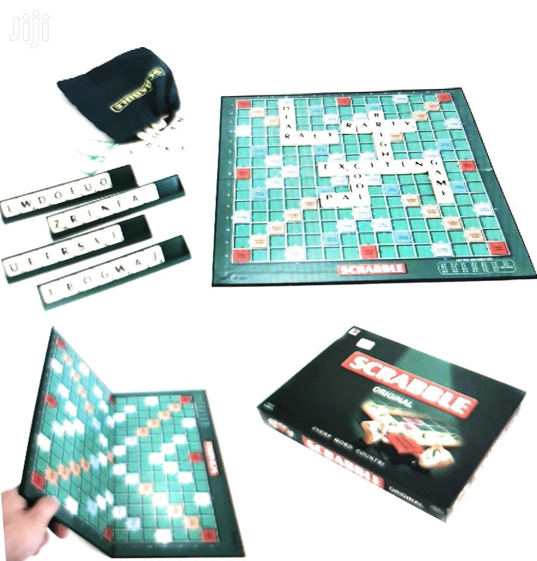 Scrabble Original Board Game | Books & Games for sale in Kampala, Central Region, Uganda