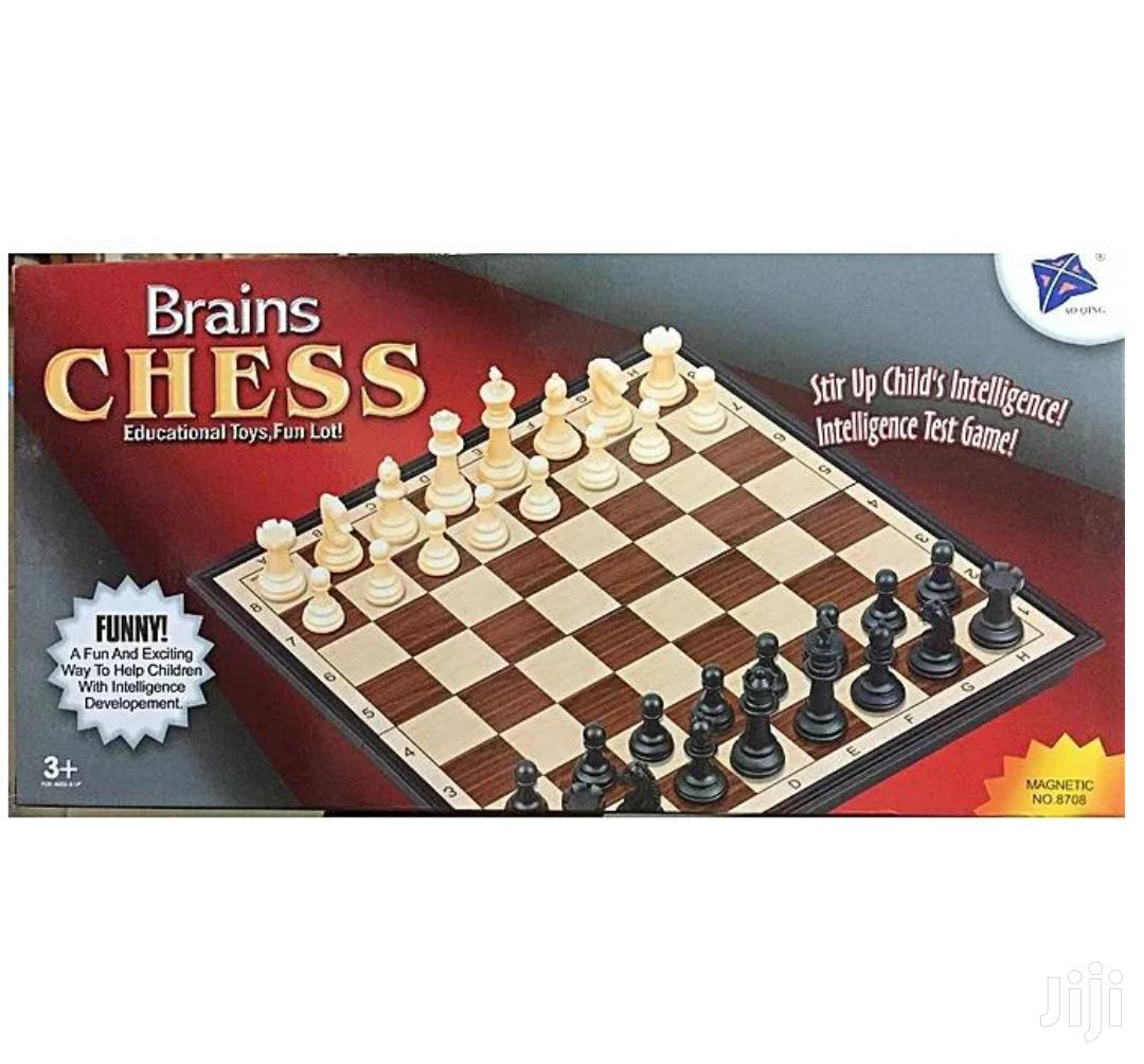 Brains Chess Educational Board Game | Books & Games for sale in Kampala, Central Region, Uganda