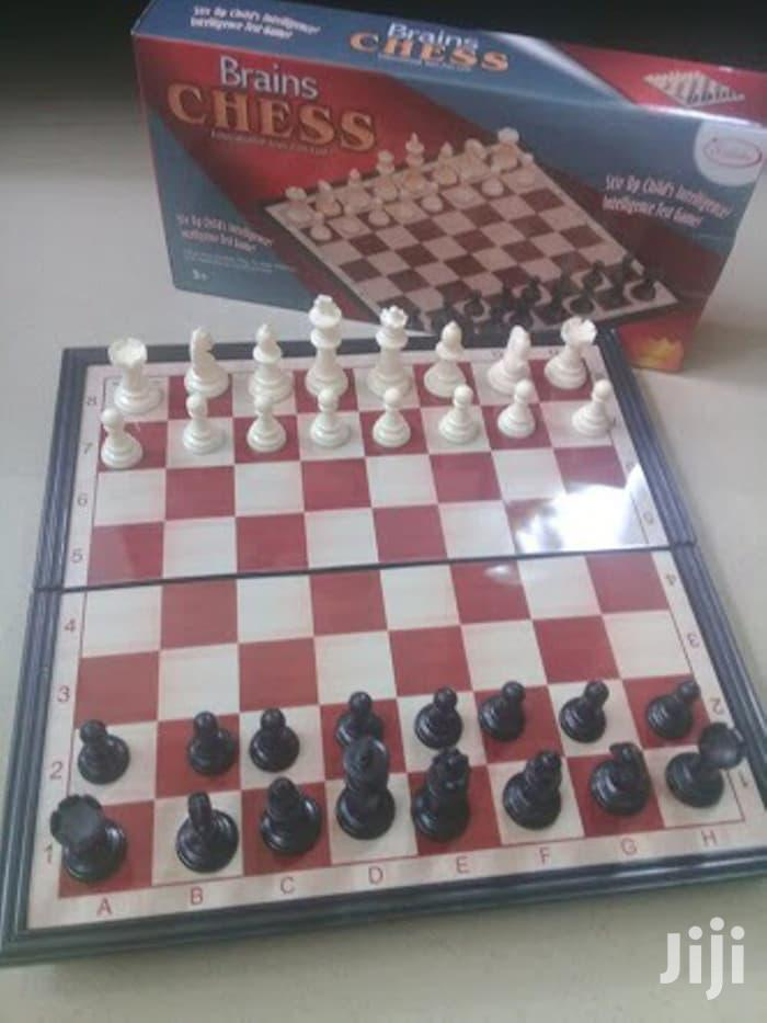 Brains Chess Educational Board Game