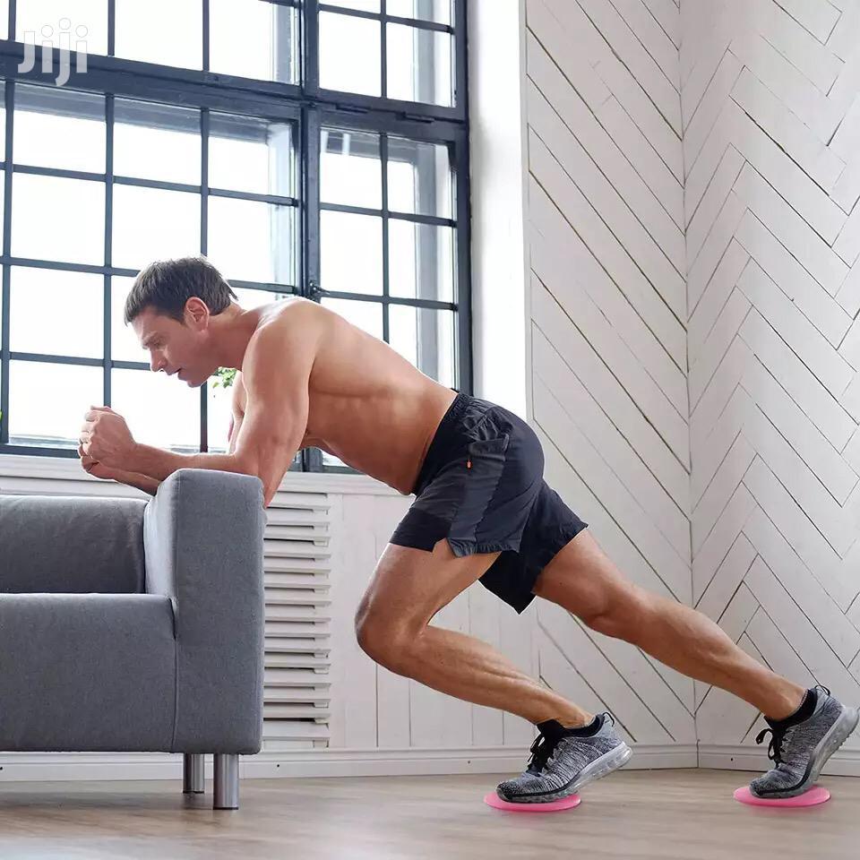 Sliding Gliding Exercise Sliders For Abdominal Workout