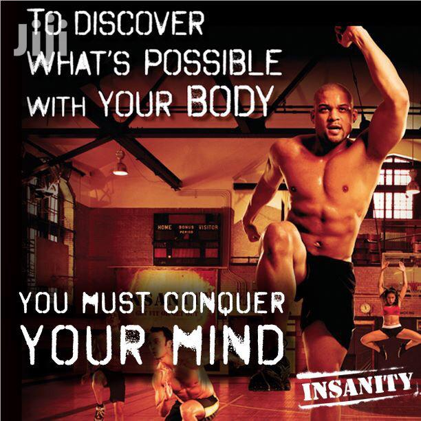 Insanity 60day Workout DVD | CDs & DVDs for sale in Kampala, Central Region, Uganda